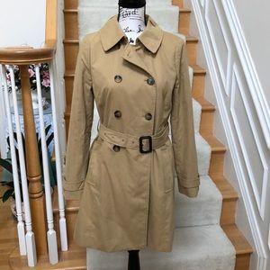 Jcrew trench coat